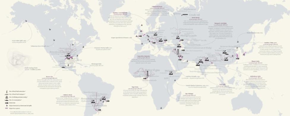 Cancer Alleys Worldwide