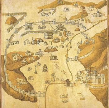 Massaio's Rome