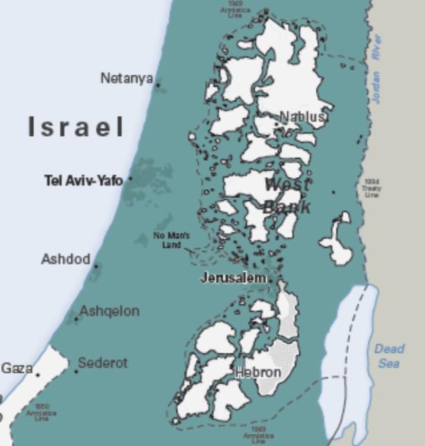 palestinian archipelago
