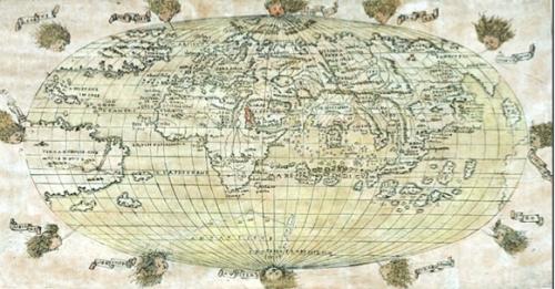 Rosselli Globe BW