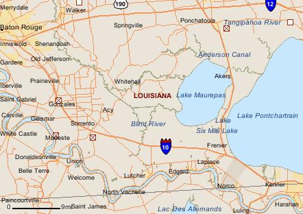 superfund sites near Baton Rouge
