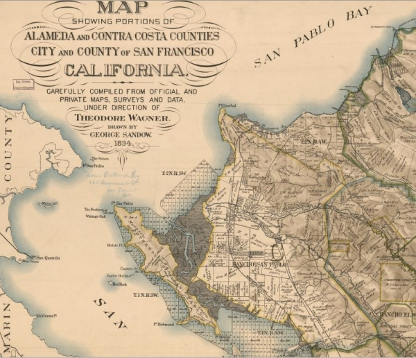 Mapping Oysters in East Bay--Wagner