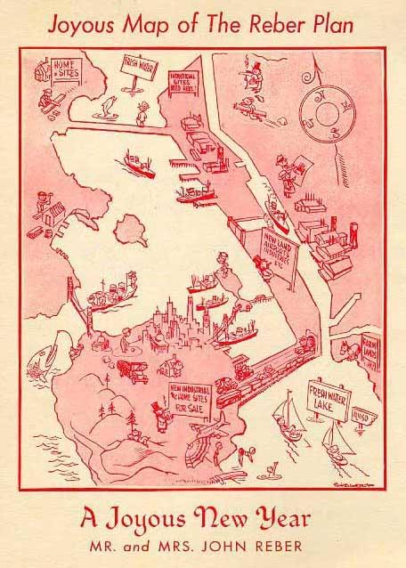 Reber's Joyous Map