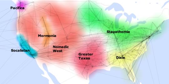United FB regions