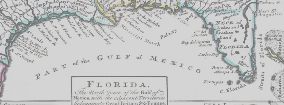 Straits of Florida 1720