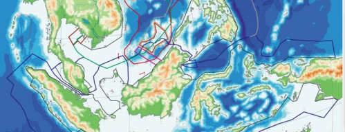 Complex Maritime Boundaries
