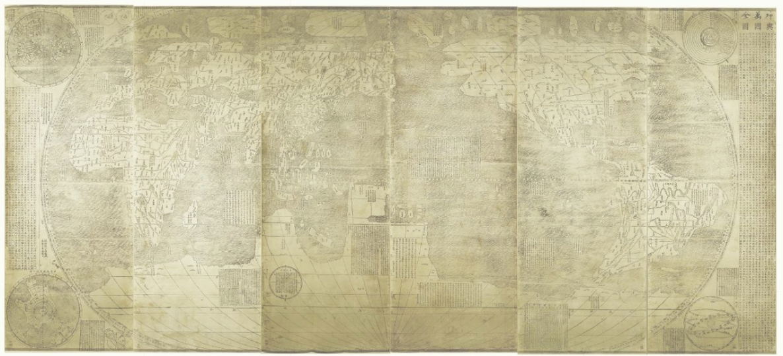 Ricci Map 1602