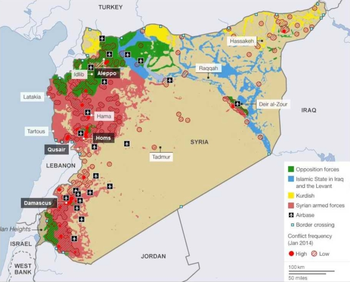 BBC Situation Map March 2014