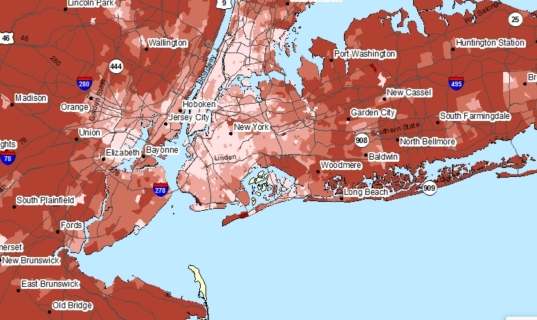 Car Ownership in NYC and environs