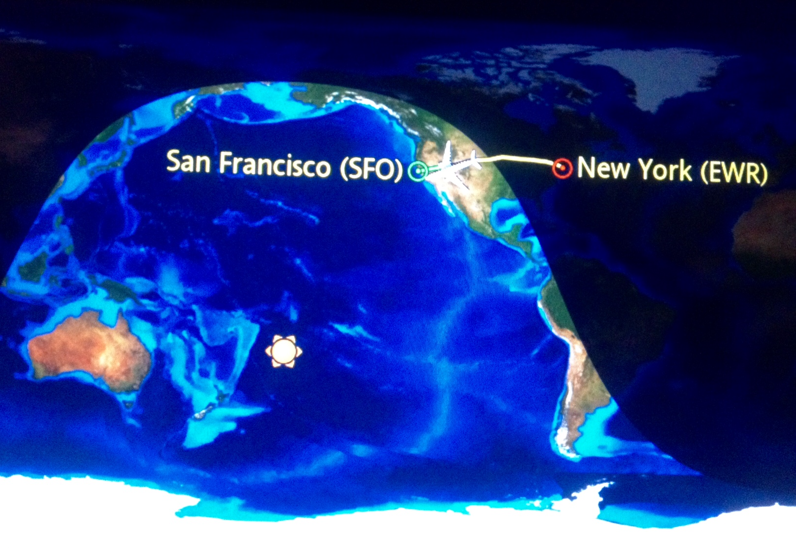 flying-on-a-mercator-projection
