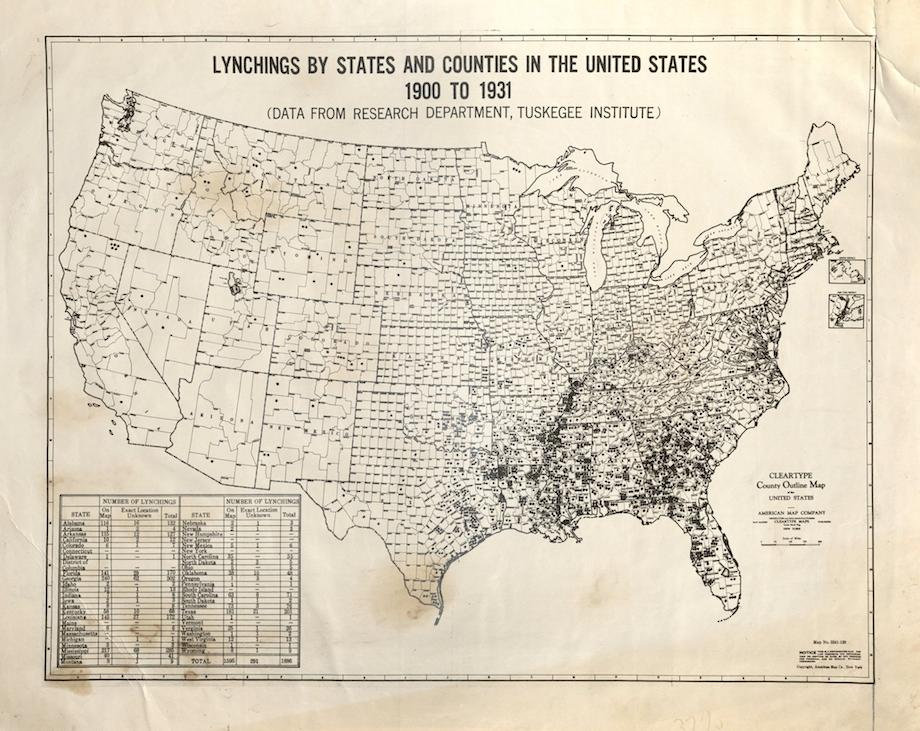 map-of-lynchings-by-state-and-county-in-the-us-1900-1930