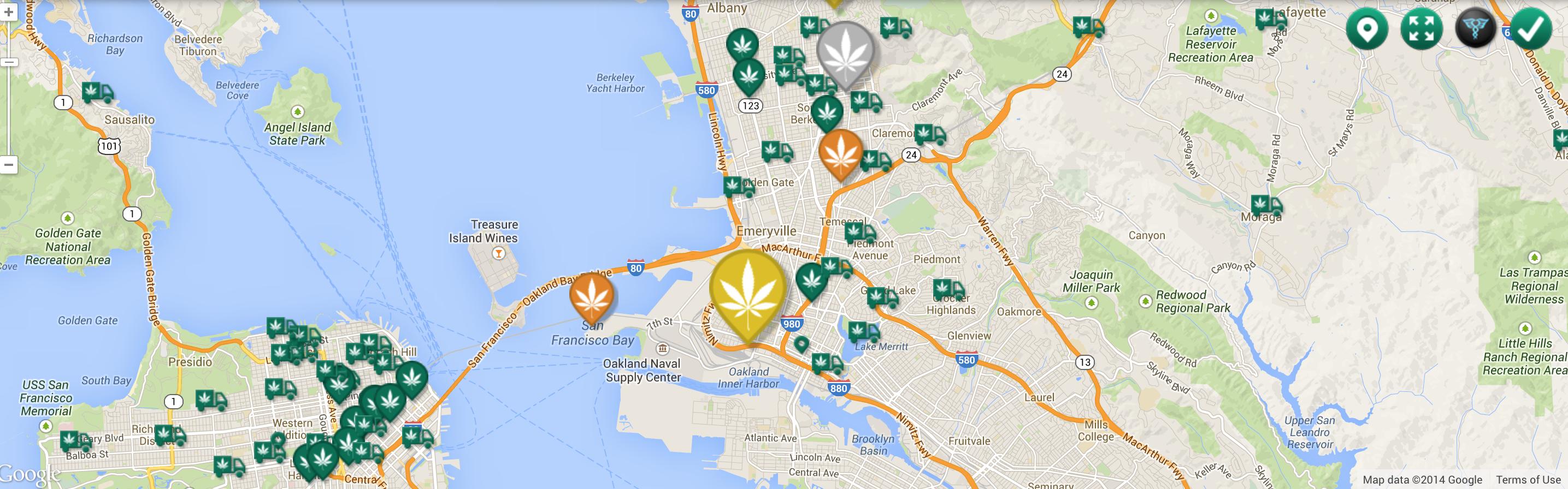 East Bay Dispensaries