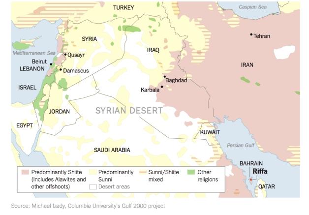 Sunni:Shia