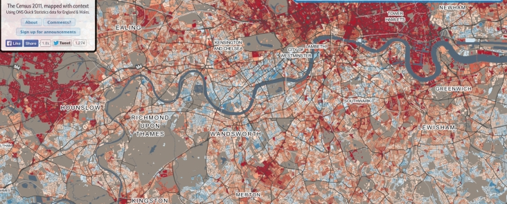 christianity and pockets of atheists in London