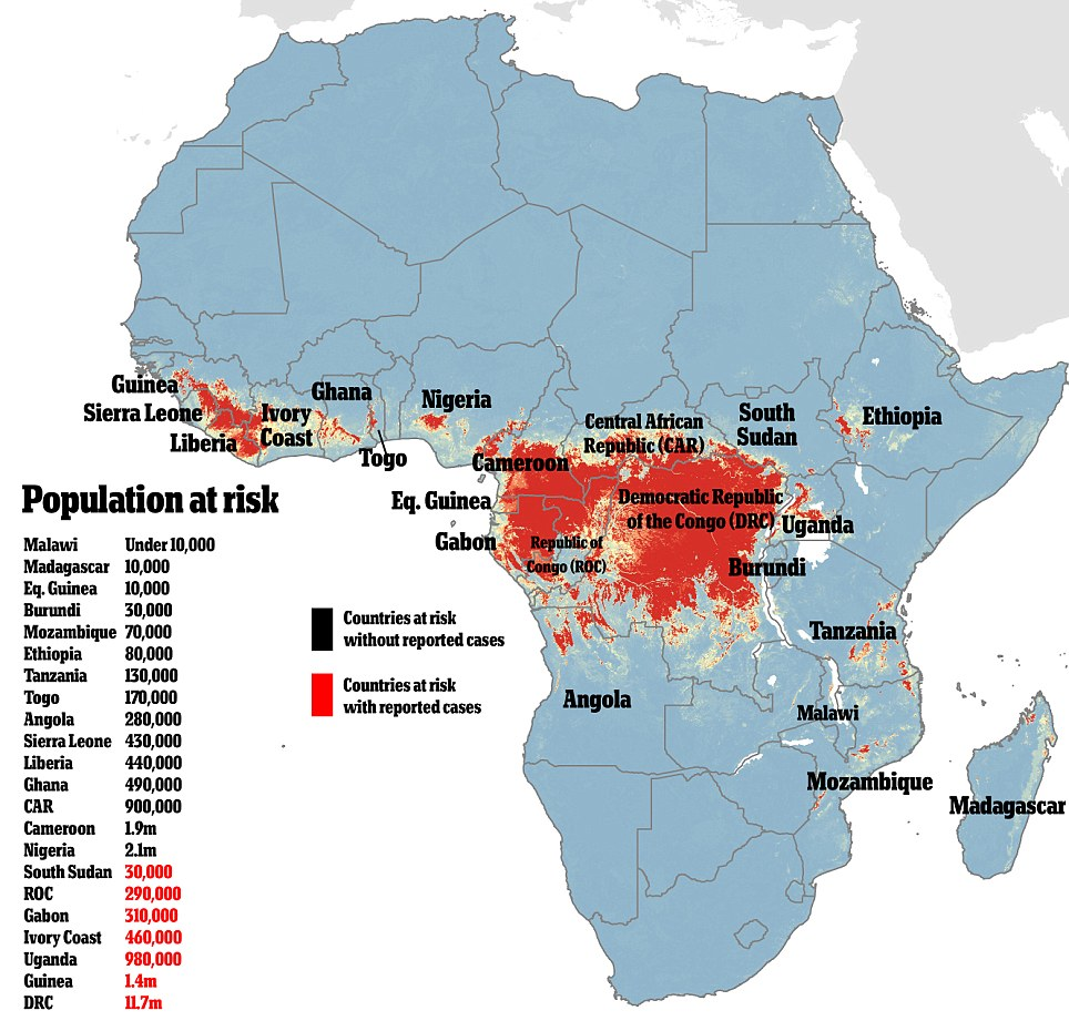 Mapping ebola in west africa musings on maps ebola map gumiabroncs Images