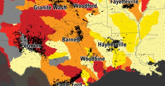 Fracking Concentrations?