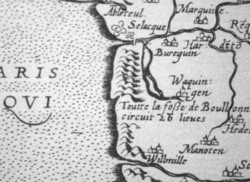 French Hydrography from MB