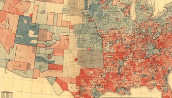 The New Separatism And The GasTax Latitudinal Divide Tracking - Secession map of us