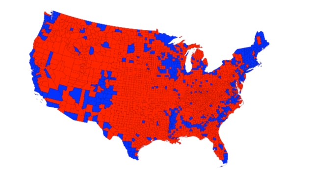 County-by-county 2012