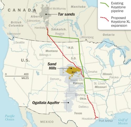 November Musings On Maps - Us pipeline map meme