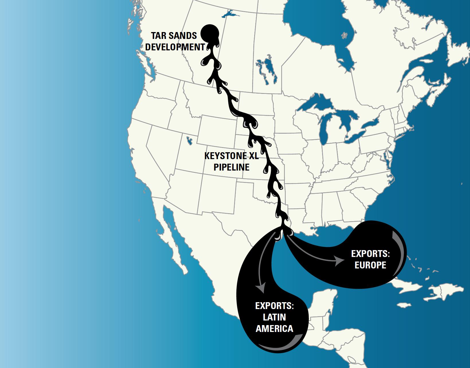 oil pipelines Musings on Maps
