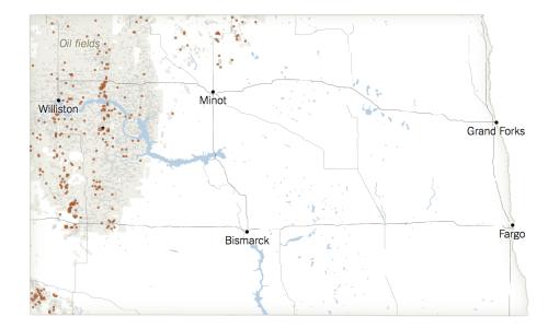 oil pipeline spills
