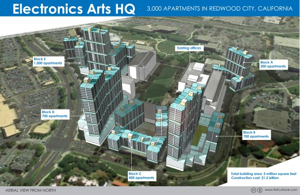 electronic-arts-hq-with-3000-apartments-aerial