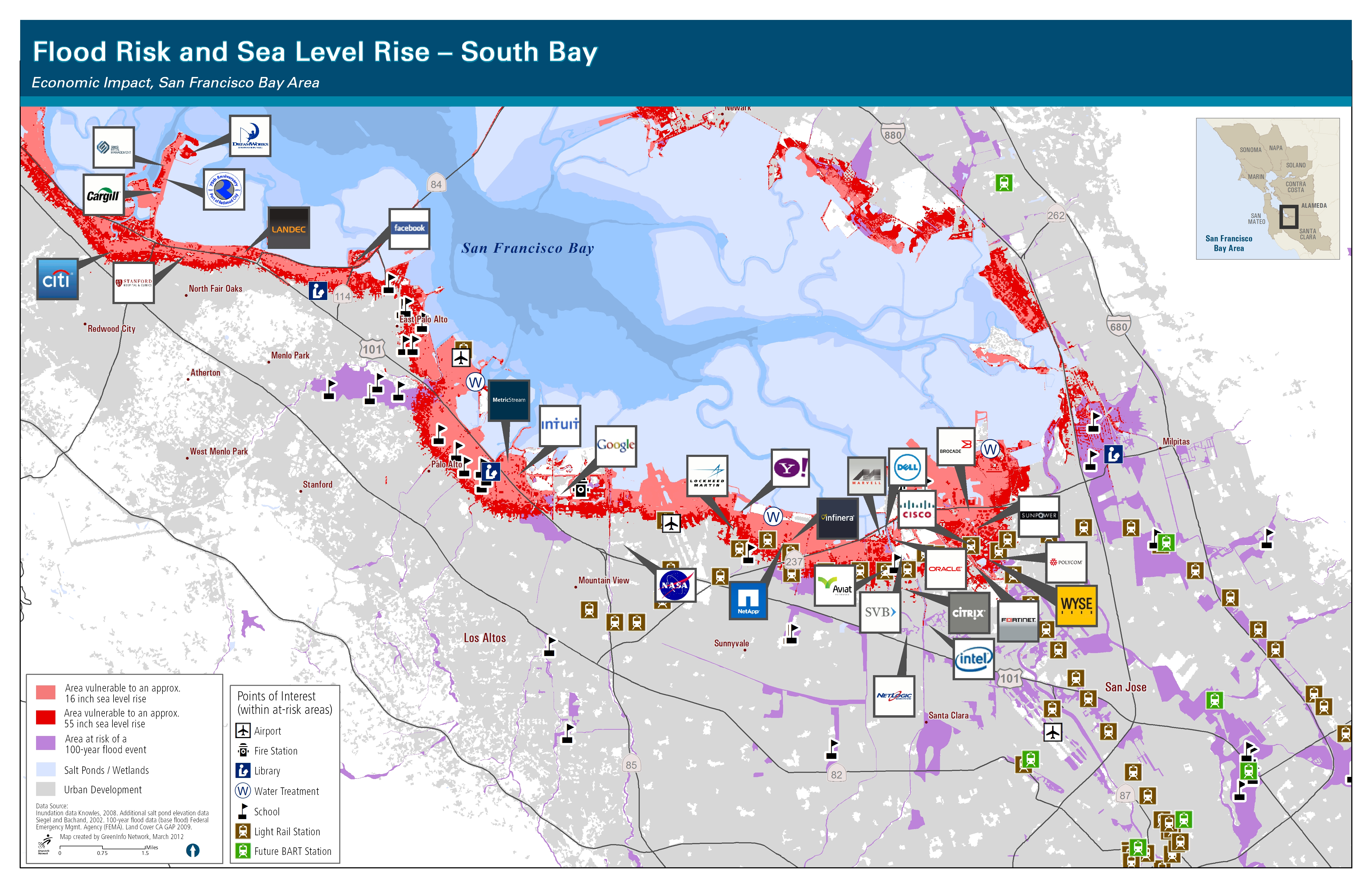 Flood Risk and Sea Level Rise