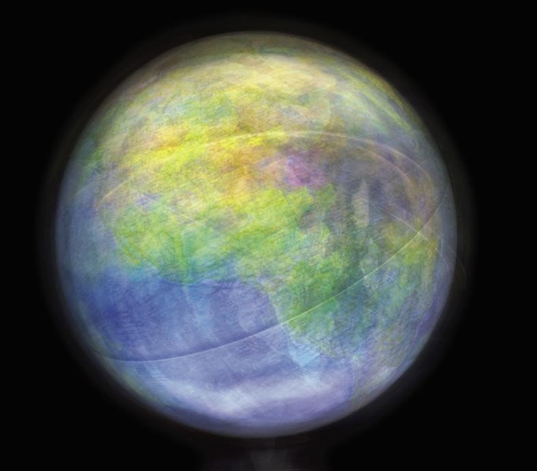 globe by paraides