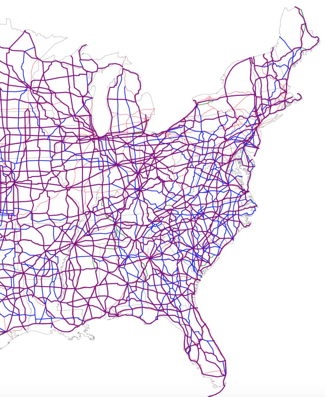 half highways