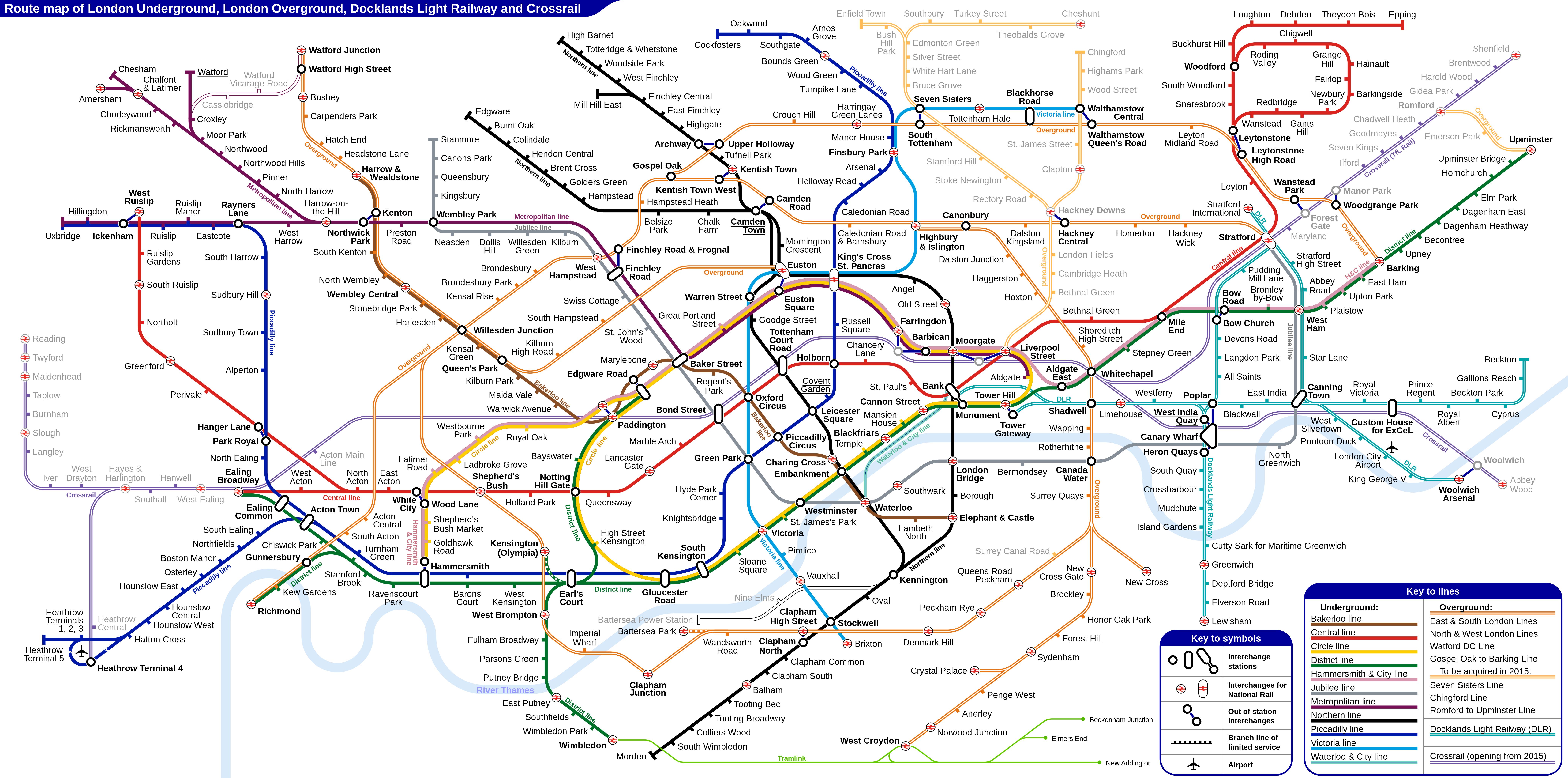 Hearing Through Maps: Mapping London