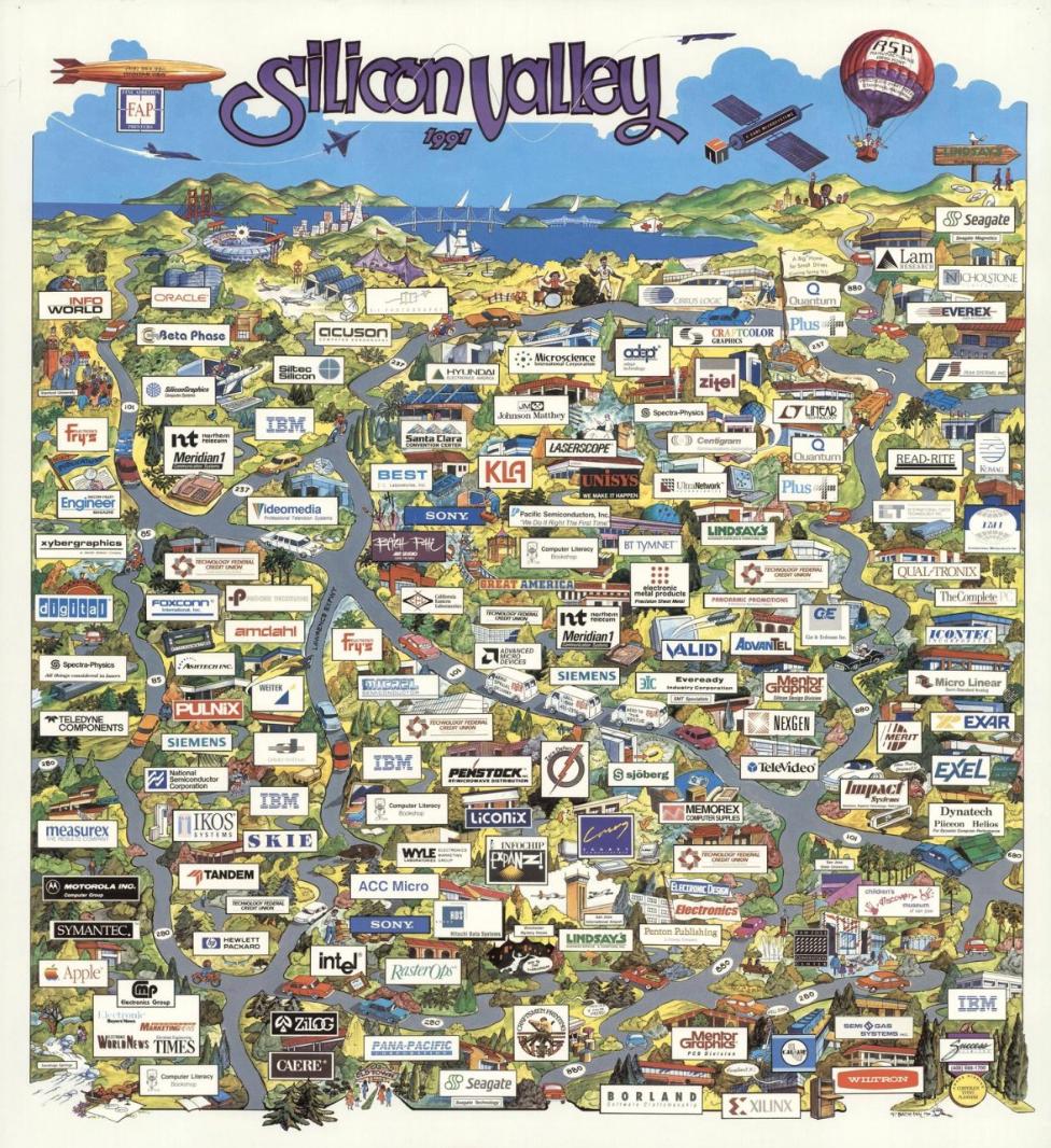 Silicon Valley 1991