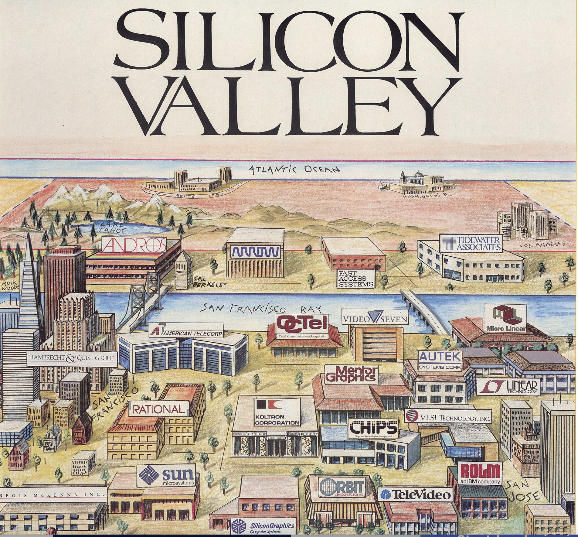 SPerber's Silicon Valley