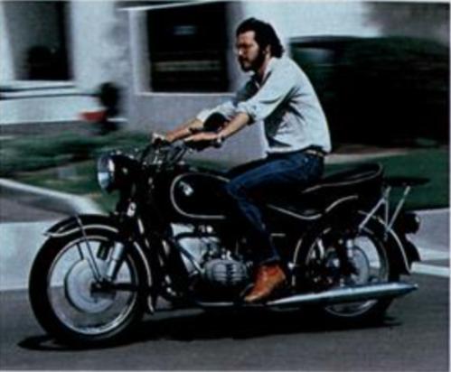 Steve Jobs Rides