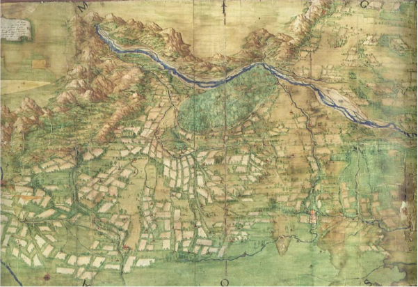 C Sorte north of Veneto 1556