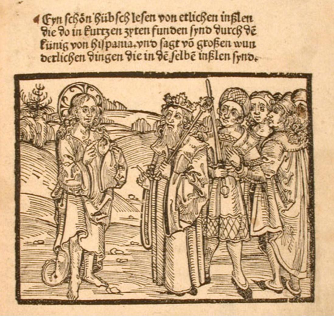 funden synd durch der kunig von Hispania