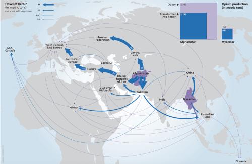 Global Heroin0UODC