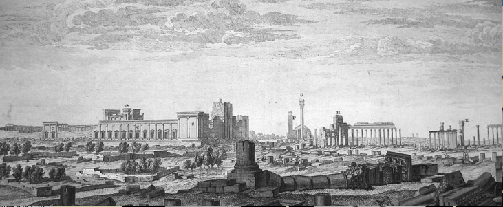 Giovanni Battista Borra, Palmyra