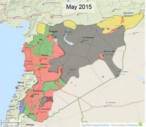 MAY 2015 SYRIA