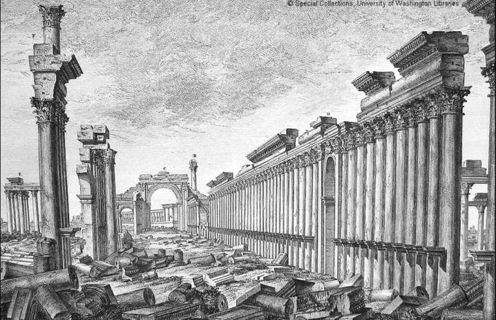 Palmyran Colonnade