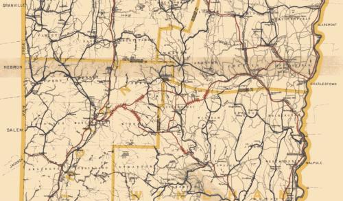 1919 map
