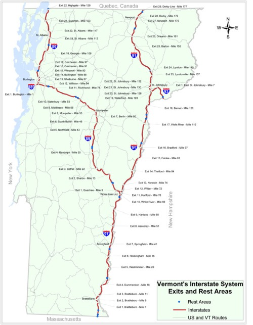 Vertmont-Interstate-Hwy-Map-with-exit-numbers