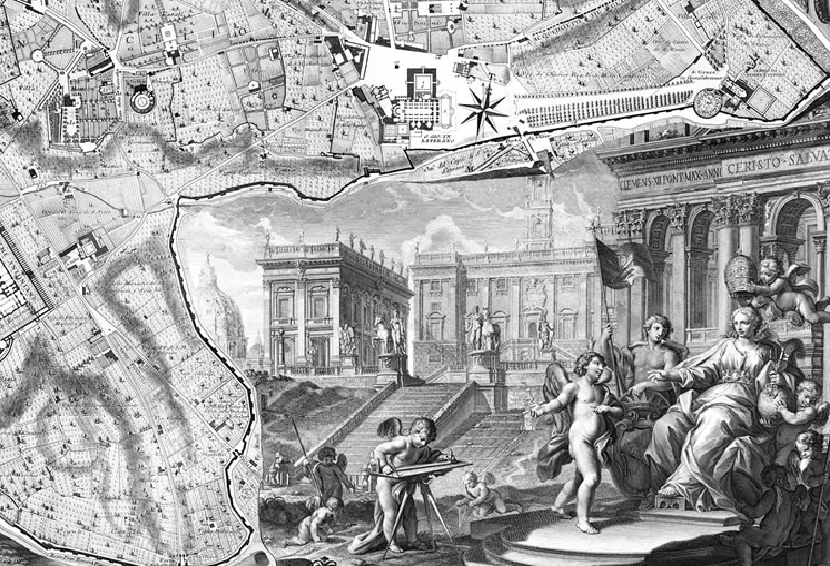 Capitoline and drafting tool