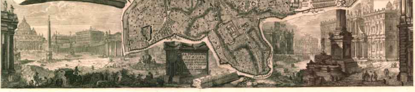 La topografia di Roma detail
