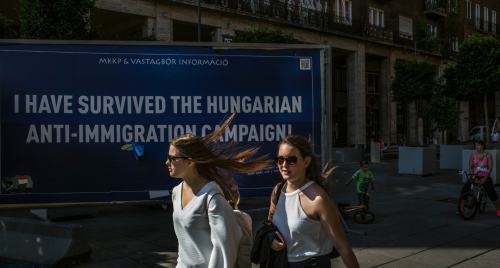 Anti-Immigration Campaign