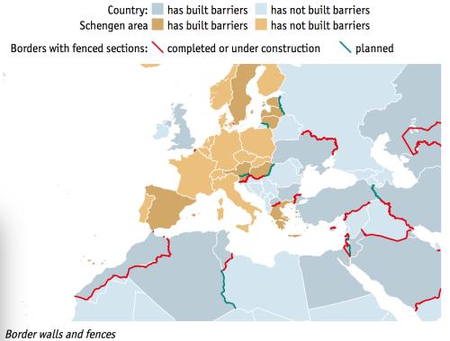 European Fences
