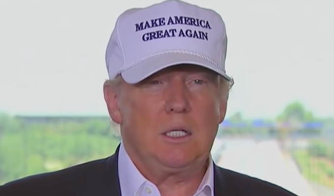 Trump's Promise