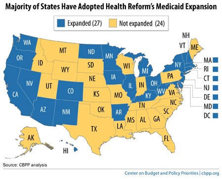 Medicaid-Expansion-States-07.01.14