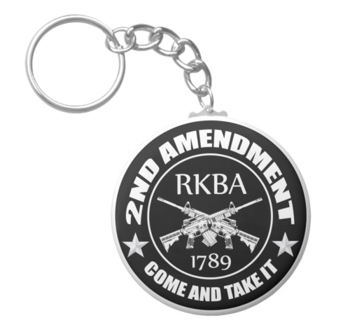 Keychain--Come and Take It