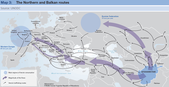 Balkan Route MAP_UN